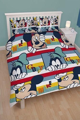 Disney Mickey Mouse Double Quilt Cover | Koolkidsbedding ...