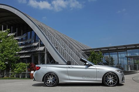 Pumping Up The Power With The Bmw M235i Cabriolet Forerunner