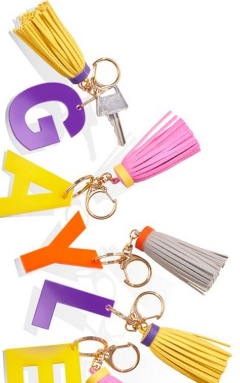 Fringe Key Chains