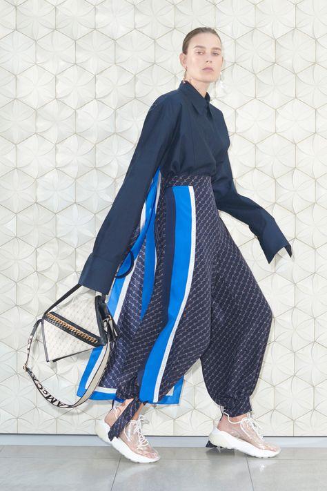 Stella McCartney Resort 2019 Fashion Show Collection: See the complete Stella McCartney Resort 2019 collection. Look 28