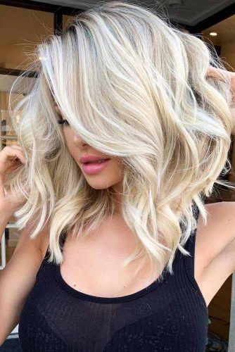 How To Choose The Right Layered Haircuts | Angled bob haircuts ...