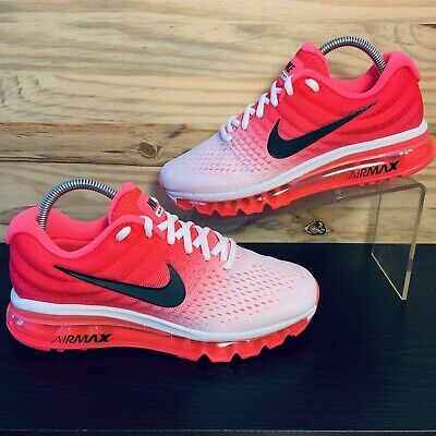 Nike Air Max 2017 Pink Womens Running Shoes