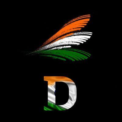 D Name Whatsapp Dp Tiranga New Pic Indian Flag Indian Flag Colors Indian Flag Images