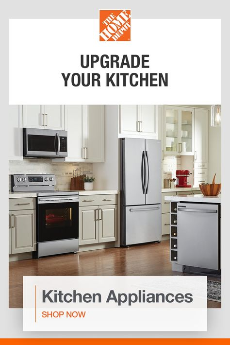 Browse our selection of Samsung appliances for the perfect finish to your kitchen. Choose from high quality refrigerators, ovens and more. Enjoy savings on select appliances and free delivery for purchases over $396. Tap to shop appliance savings at The Home Depot.​