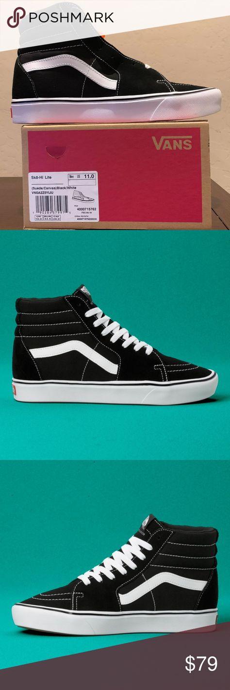 Vans SK8-HI LITE ULTRACUSH SKATE Shoes