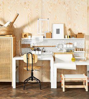 Arbeitsplatz Zu Hause Einrichten Dein Homeoffice Kinder Schreibtisch Schreibtische Kinderzimmer Haus Einrichten