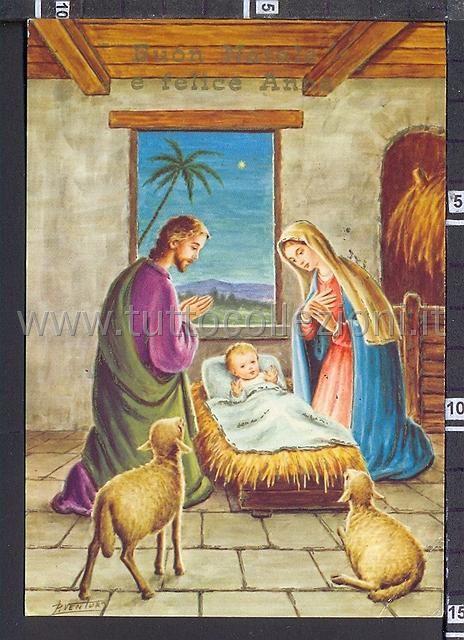 Immagini Natalizie Religiose.Natalizie Religiose Cartoline Postali Tematiche Topics