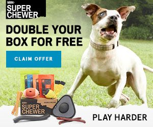 An Offer From Bark Box Super Chewer Tough Dog Toys Free Baby