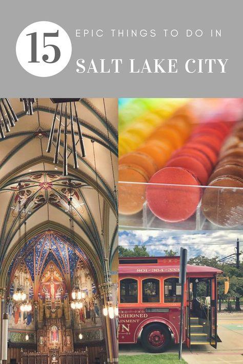 15 Fun Things to Do in Salt Lake City - CS Ginger