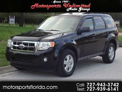 Ebay Advertisement 2009 Ford Escape Xlt Fwd V6 2009 Ford Escape