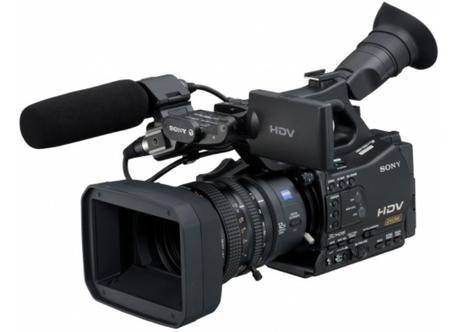 Sony Hvr Z7n Hdv Camcorder New Video Camera Movie Camera Cameras For Sale
