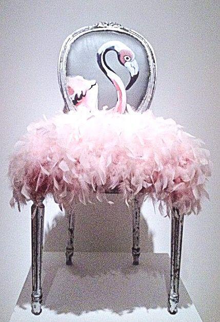 Flamingo Chair Chaise Fauteuil Fauteuil Canape