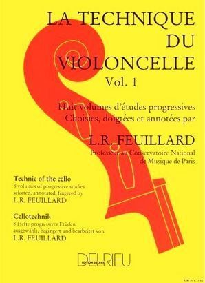 Louis R Feuillard La Technique Du Violoncelle Vol 1 Remises Particuliers 20 Marchands 45 Violoncelle Partitions Violoncelle Telechargement