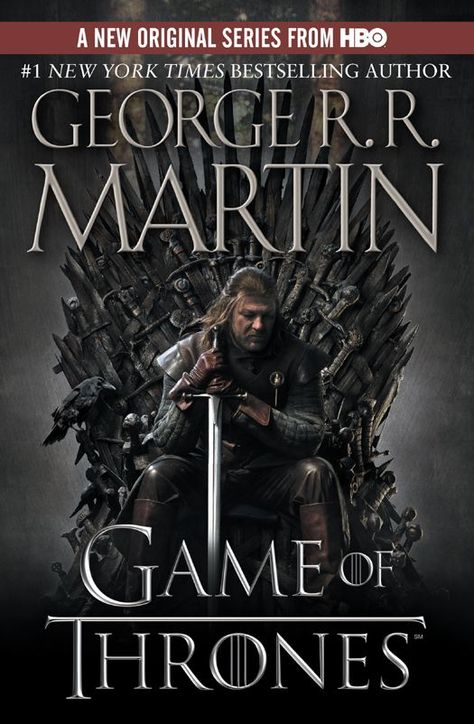 A Game of Thrones: A Song of Ice and Fire: Book One: Song of Ice and Fire... and Book Two, Three, Four... ;-)