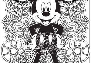 Coloriage Mandala Disney Mickeymouse Hd Dessin Avec Disney