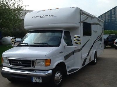 Ebay American Rv Motorhome Four Winds Chateau Citation Ford E450