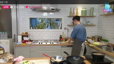 EXO MENTARY V LIVE Home Cooking With Chef DO Part 1   Asian Junk (EXO/GOT7/OTHERS)   Pinterest