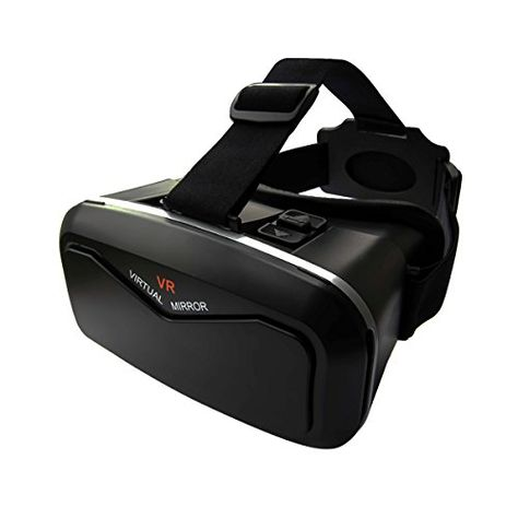 Cyber Cart Virtual Reality Headsets 3D VR Glasses for Games  Movies 356 Ios Android Phones *** You can get more details by clicking on the image.Note:It is affiliate link to Amazon. #follow