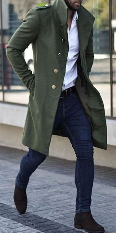 Casual Wear For Men, Stylish Mens Outfits, Outfits For Men, Trendy Mens Fashion, Most Stylish Men, Mens Casual Tops, Mens Casual Jackets, Best Winter Outfits Men, Men's Casual Fashion