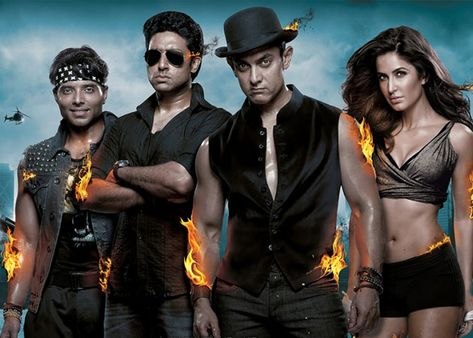 Film Review: 'Dhoom:3' — BollyBrit
