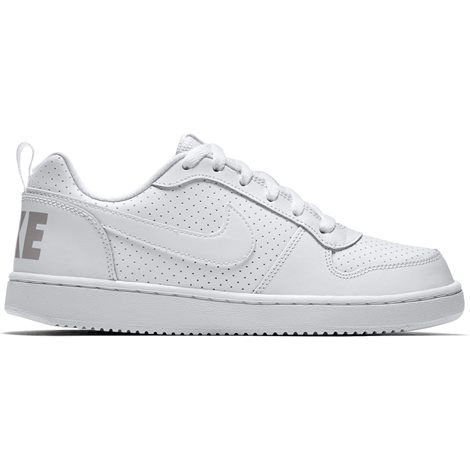 NIKE COURT BOROUGH LOW GS 0 | Zapatillas, Zapato tenis, Zapatos