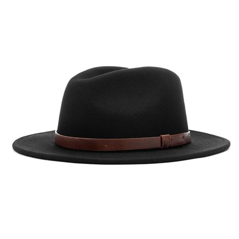 Messer Fedora - Hats - Headwear - Men's | BRIXTON Apparel, Headwear, & Accessories