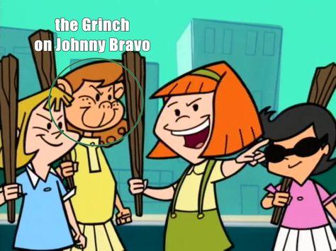 30 best Johnny Bravo images on Pinterest   Johnny bravo ...