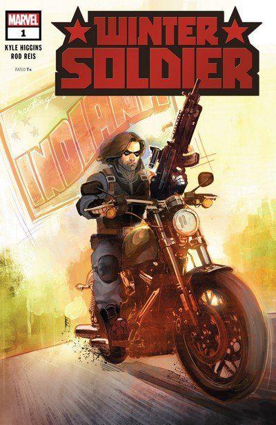 Winter Soldier Volumen 2 Fresh Start Espanol Mega Marvel Marvel Comics Bucky