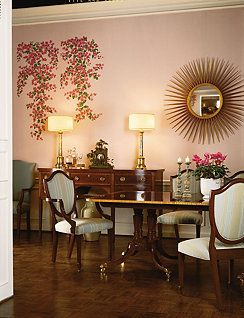 Dining Table By Historic Charleston 2539 Baker Furniture