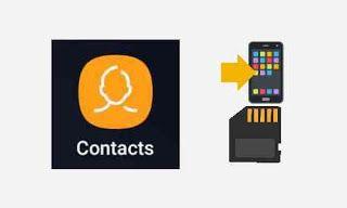 Backup Kontak Di Android Kartu Android Aplikasi