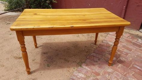Yellowwood Table J 3599 Bedfordview Gumtree Classifieds South