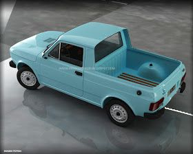 Fiat 147 Pick Up Com Imagens Carros E Caminhoes Fotos De