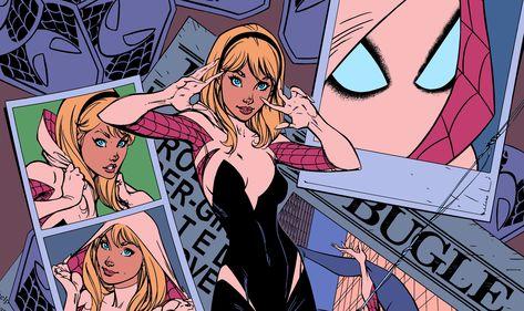 Spider-Gwen #1 Erica Henderson Variant 2015 Paris Comic Con Exclusive Rare!!