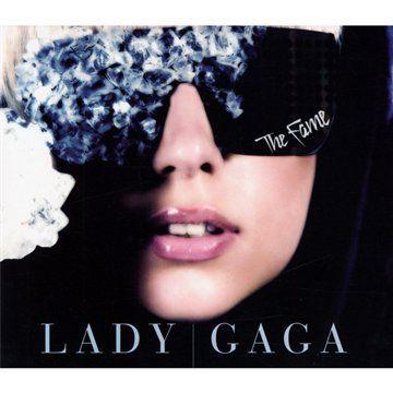 Lady Gaga Fame Album Cover | Lady gaga, Portadas de discos, Canciones