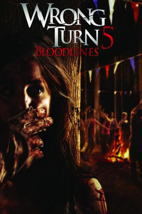 Watch Wrong Turn 5: Bloodlines Full Movie Online | Download HD, Bluray Free