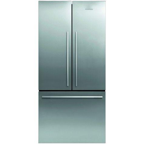 Fisher Paykel 4 Series 169 Cu Ft French Door Refrigerator
