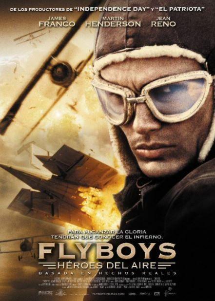 امتیاز دهید دانلود فیلم Flyboys 2006 دوبله فارسی دانلود فیلم خارجی پسران پرواز با کیفیت 1080p 720p دانلود فیلم خارجی دوبله فارسی از سایت Dvd Heroe Jean Reno
