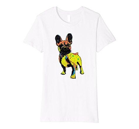 Dog Animal Art Grain Illustration Pattern Long Sleeve Top Raglan T-Shirt Cloth