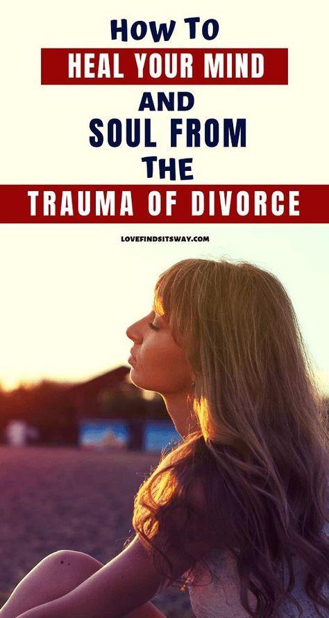 Even when divorce is a mutual decision you make with your spouse, it can feel like a death has occurred. Healing after divorce is not easy at all. Read this guide for more help on how to heal after divorce. #healingafterdivorce #causesofdivorce #saveyourmarriage