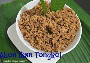 Resep Abon Ikan Tongkol Oleh Sat Rahayuwati Resep Makanan Anjing Makanan Dan Minuman Makanan Ikan