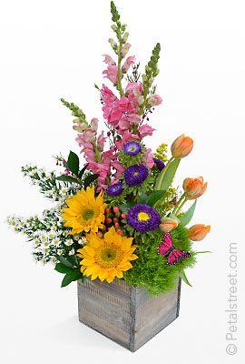 17 best images about silk flower arrangements on pinterest