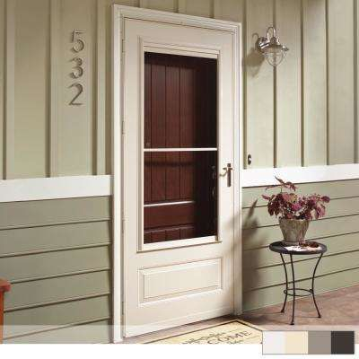 300 Series 3 4 View Self Storing Storm Door Larson Storm Doors Storm Door Best Storm Doors