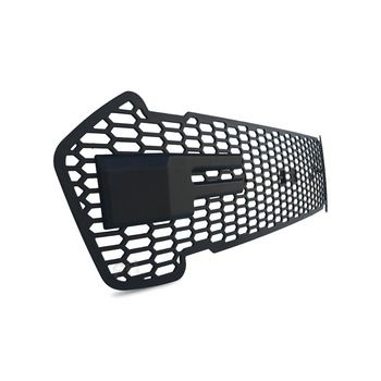 Ycsunz 2019 Ranger T8 Px3 Matte Black With Light Front Grilles For