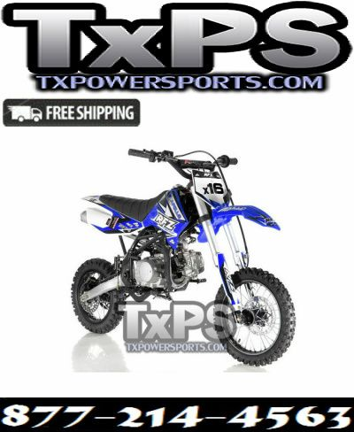Apollo DB-X16 125cc RFZ Fully Automatic Kick Start Racing