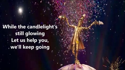 Beauty And The Beast 2017 Be Our Guest Lyrics Beauty The