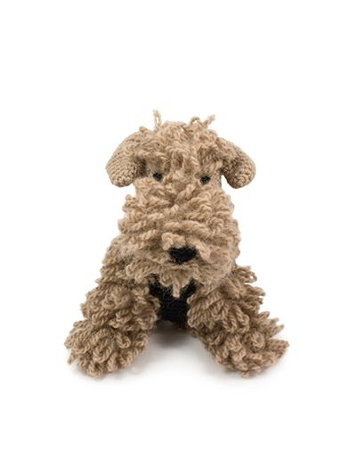toft wainwright the lakeland terrier amigurumi crochet animal
