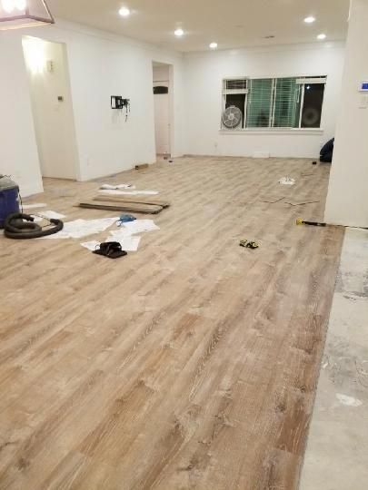 The 10 Best Basement Flooring Options The Flooring Girlbasement Flooring On Concrete Sub Floor In 2020 Vinyl Plank Flooring Luxury Vinyl Plank Luxury Vinyl Flooring