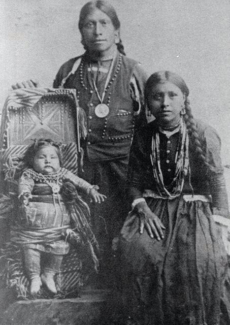 Photo of Native American. #nativea