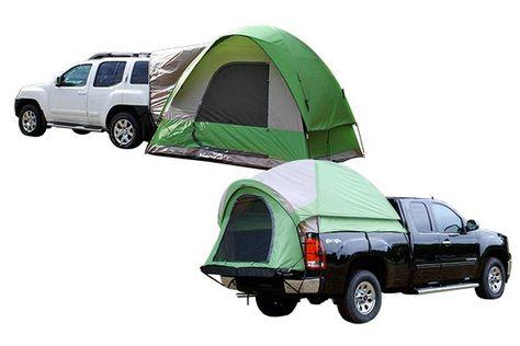 napier backroadz truck tent collage | Mini van, Truck tent, Tent