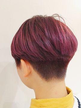 La Bonheur Hair Reve ラボヌールヘアーレーヴ 池袋店 韓国風